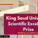 King Saud University Scientific Excellence Prize